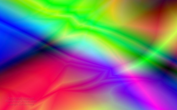 abstract psychedelic pattern