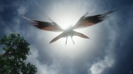 leonopteryx creature in the sky