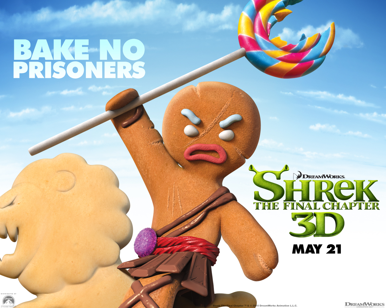 Download Shrek Forever After Wallpapers | 1920X1200 wallpapers