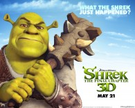 shrek the green ogre