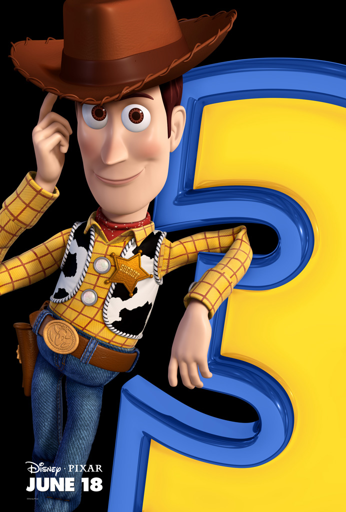 Woody The Sheriff From Toy Story Desktop Wallpaper