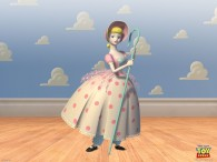 little bo peep from toy story