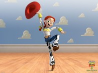 jessie the cowgirl doll toy from toy story