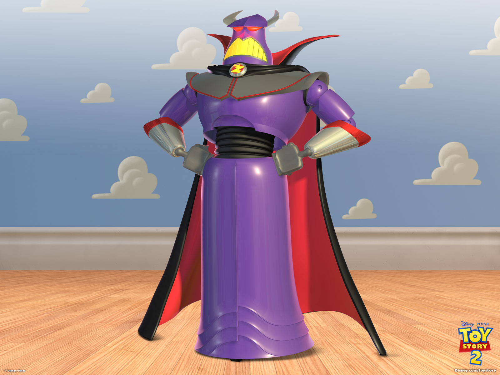 Zurg Costume (Toy Story)