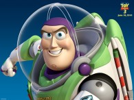 buzz lightyear action figure toy from toy story