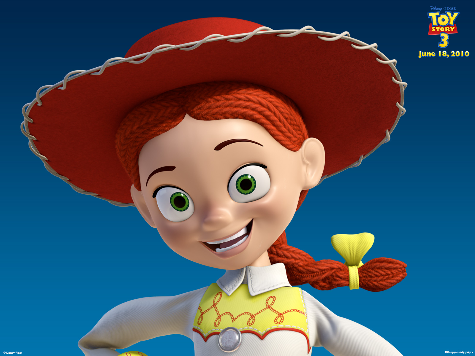 Jessie From Toy Story Wallpaper