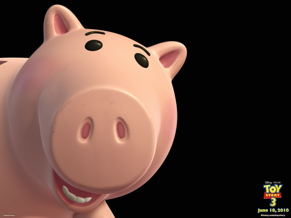 hamm the piggybank from toy story