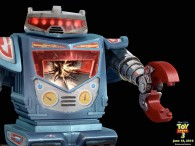 sparks the robot toy from toy story 3