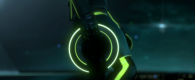 an identity disc from the world of tron legacy