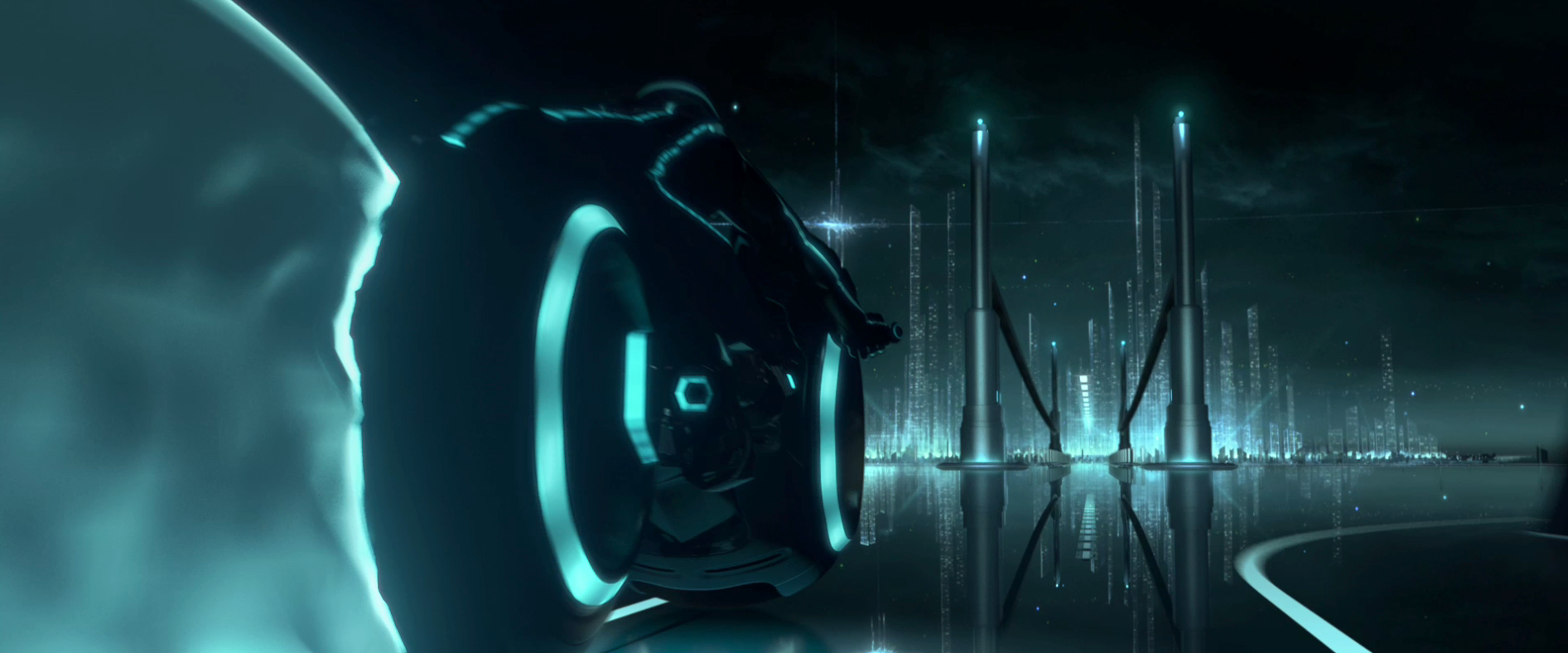 pretentious trip to the movies: review: tron: legacy