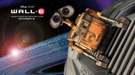 Wall-E the robot from the Disney Pixar movie