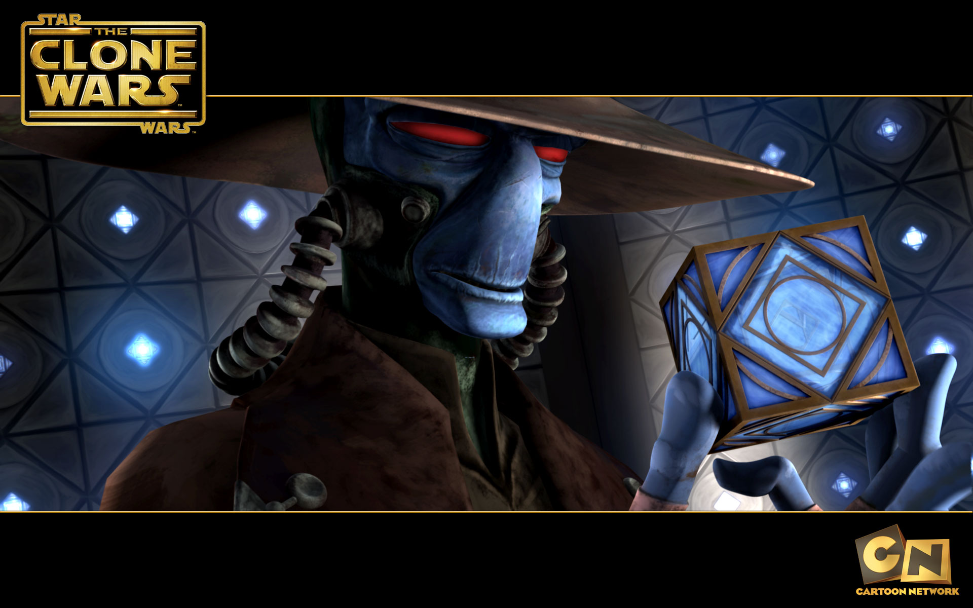 Star wars the clone wars cad bane wallpaper