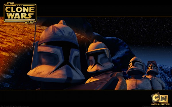 wallpaper photo of captain rex and other clone soldiers