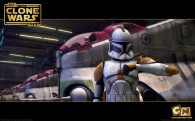 wallpaper picture of commander cody in armor