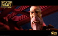 wallpaper picture of count dooku from star wars the clone wars