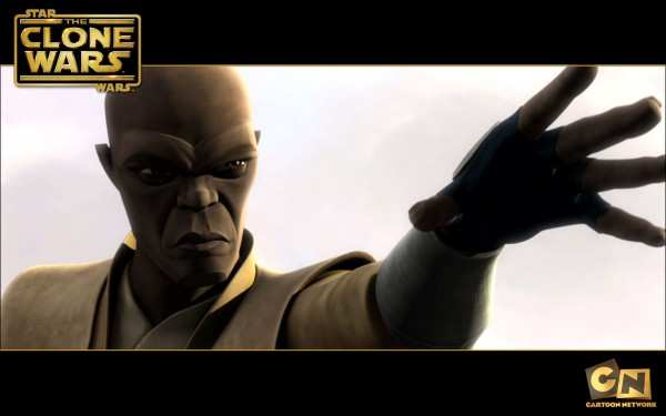 wallpaper picture of jedi master mace windu from the clone wars
