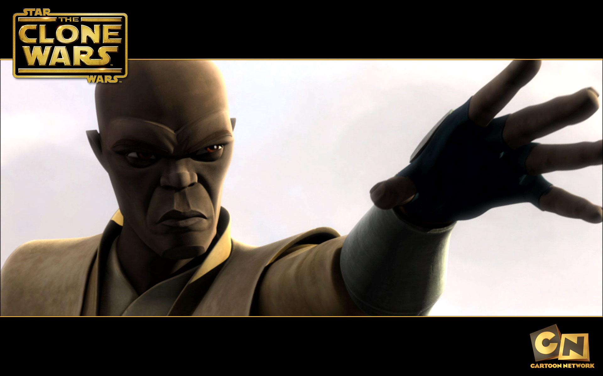 Mace Windu From The Clone Wars Desktop Wallpaper