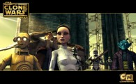 wallpaper picture of padme amidala from the clone wars series