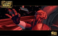 desktop wallpaper picture of jedi master plo koon from the clone wars