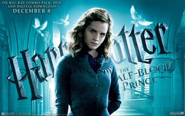 hermione granger from half blood prince wallpaper