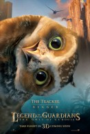 digger the owl from legend of the guardians the owls of ga hoole wallpaper