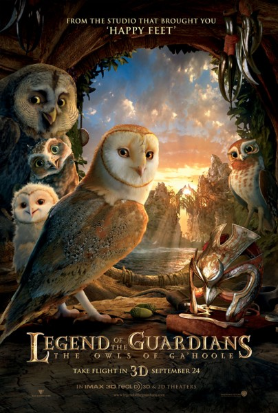 owls from legend of the guardians the owls of ga hoole wallpaper