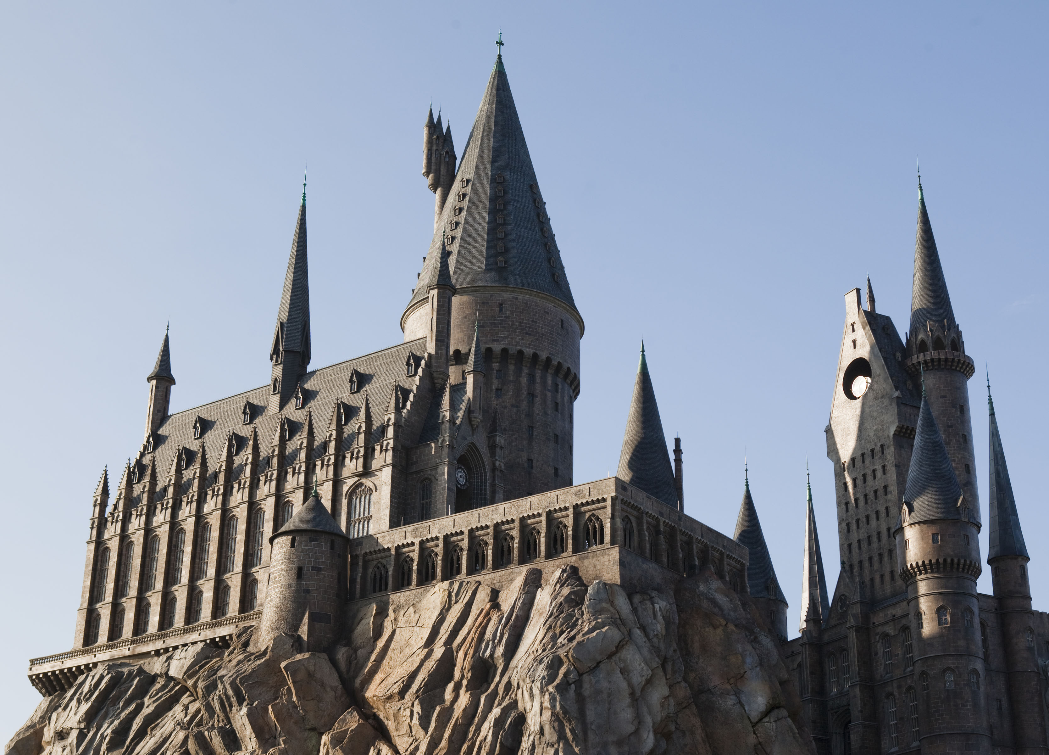 Hogwarts Castle From Harry Potter wallpaper - Click picture for high ...