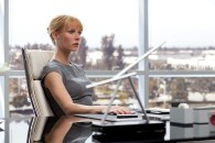 "VIRGINIA ""PEPPER"" POTTS played by GWYNETH PALTROW from the movie Iron Man 2"