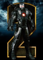 Iron Man 2 movie poster wallpaper