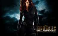 Natasha Romanoff from Iron Man 2