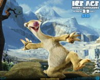 sid the sloth in the ice age