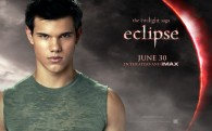 Twilight Saga Eclipse movie wallpaper image of Jacob the werewolf