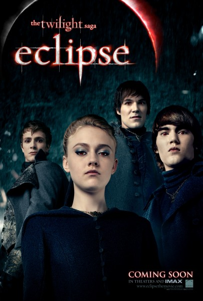 Twilight Saga Eclipse movie poster