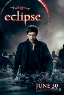 Riley the vampire from Twilight Eclipse movie poster