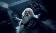 Albus Dumbledore, head master of Hogwarts