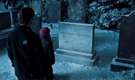 The grave of Harry Potter's parents