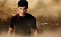 Jacob from Twilight New Moon Wallpaper
