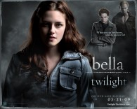 Bella from Twilight New Moon Wallpaper