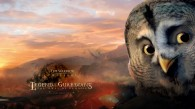 Twilight the owl from Legend of the Guardians