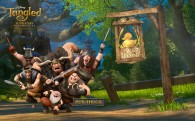 the Pub Thugs from the DIsney movie Tangled