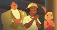 Eudora, Big Daddy, andCharolette from Disney's Princess and the Frog wallpaper