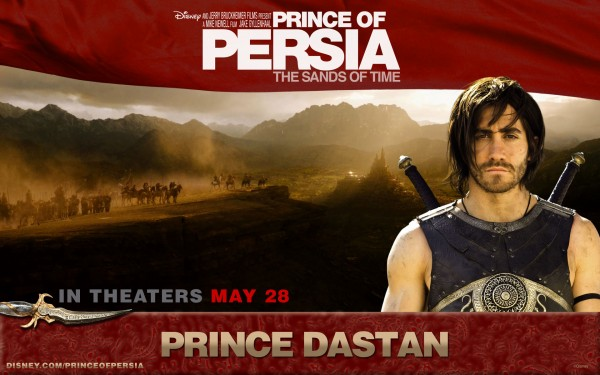 Prince Dastan from Disney Pictures The Prince of Persia: The Sands of Time