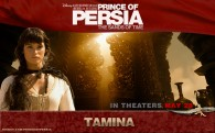 Princess Tamina from Disney Pictures The Prince of Persia: The Sands of Time