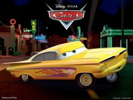 Ramone the Chevy Impala from the Disney/Pixar movie Cars