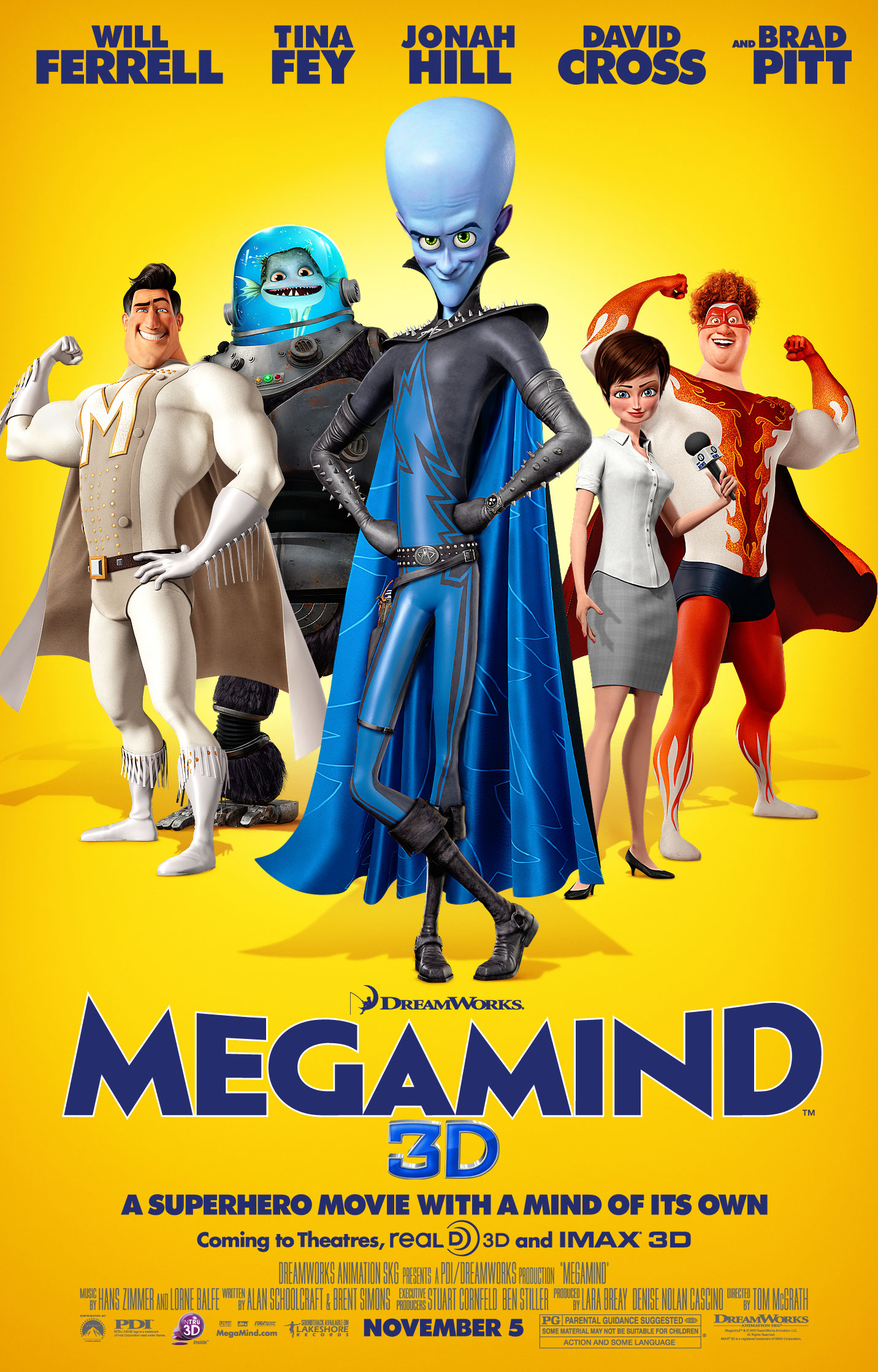 Download Film Megamind 2010
