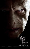 Evil Lord Voldemort from Harry Potter and the Deathly Hallows picture wallpaper