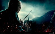 Lord Voldemort from Harry Potter and the Deathly Hallows wallpaper