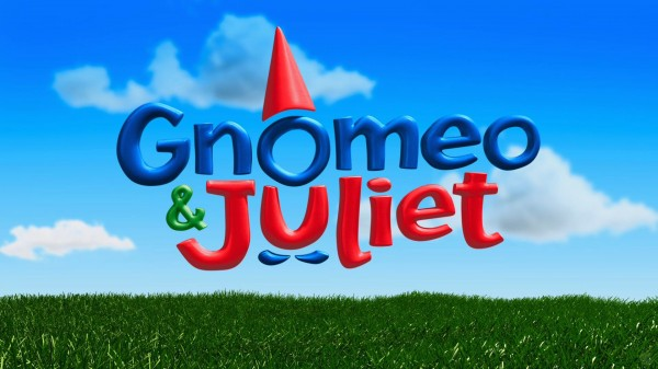 movie logo from Disney's Gnomeo and Juliet animation wallpaper