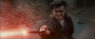 Harry Potter wizards duel from Harry Potter and the Deathly Hallows movie wallpaper
