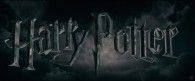Movie logo for Harry Potter wallpaper